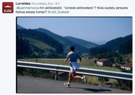 tweet-lurraldea